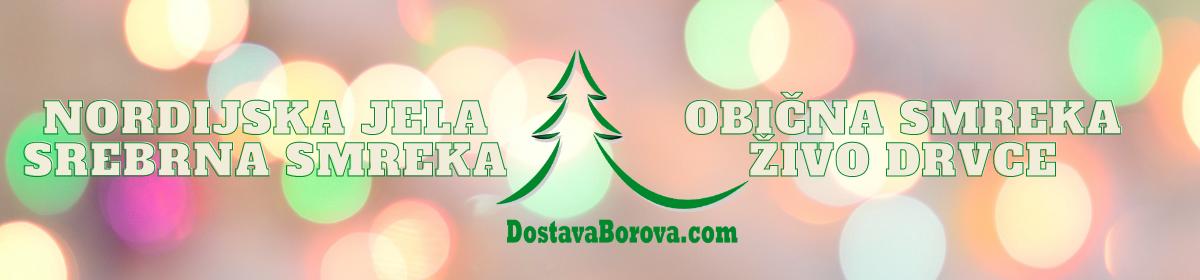 DostavaBorova.com